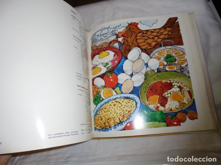 Libros de segunda mano: EL LIBRO DE COCINA.CARROGGIO EDICIONES.1983.PROLOGO DE NESTOR LUJAN - Foto 8 - 155860942