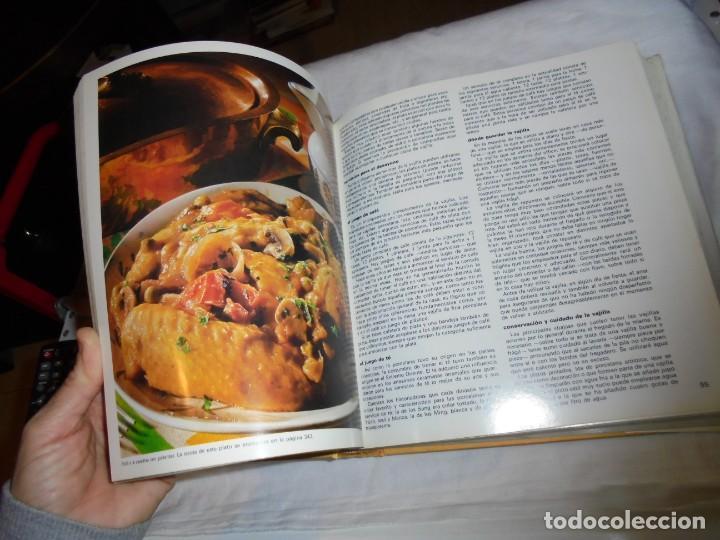 Libros de segunda mano: EL LIBRO DE COCINA.CARROGGIO EDICIONES.1983.PROLOGO DE NESTOR LUJAN - Foto 13 - 155860942