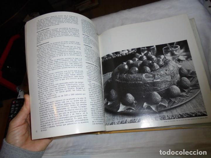 Libros de segunda mano: EL LIBRO DE COCINA.CARROGGIO EDICIONES.1983.PROLOGO DE NESTOR LUJAN - Foto 14 - 155860942