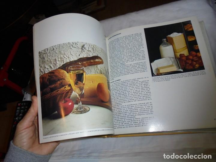 Libros de segunda mano: EL LIBRO DE COCINA.CARROGGIO EDICIONES.1983.PROLOGO DE NESTOR LUJAN - Foto 15 - 155860942