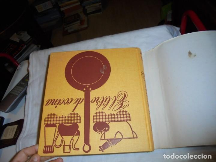 Libros de segunda mano: EL LIBRO DE COCINA.CARROGGIO EDICIONES.1983.PROLOGO DE NESTOR LUJAN - Foto 16 - 155860942