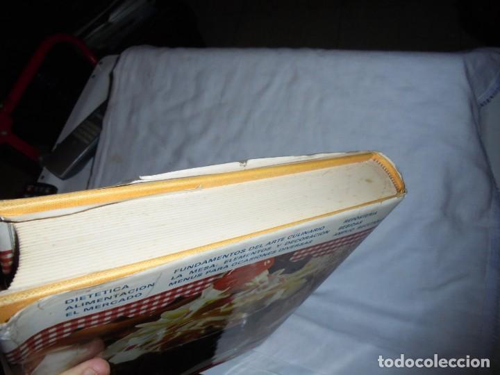 Libros de segunda mano: EL LIBRO DE COCINA.CARROGGIO EDICIONES.1983.PROLOGO DE NESTOR LUJAN - Foto 19 - 155860942