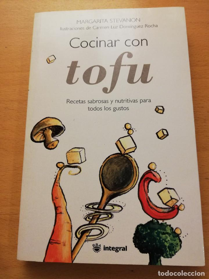 COCINAR CON TOFU. RECETAS SABROSAS Y NUTRITIVAS PARA TODOS LOS GUSTOS (MARGARITA STEVANON) (Libros de Segunda Mano - Cocina y Gastronomía)