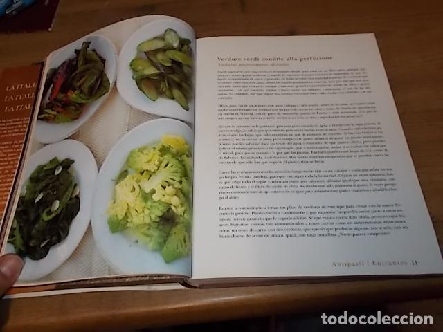 Libros de segunda mano: JAMIE OLIVER. LA COCINA ITALIANA DE JAMIE. RBA LBROS. 2ª EDICIÓN 2008. EJEMPLAR BUSCADÍSIMO!!!!!. - Foto 8 - 155868678