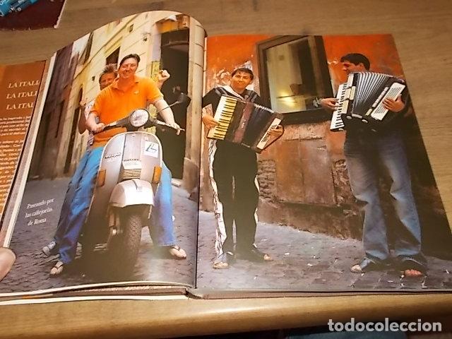 Libros de segunda mano: JAMIE OLIVER. LA COCINA ITALIANA DE JAMIE. RBA LBROS. 2ª EDICIÓN 2008. EJEMPLAR BUSCADÍSIMO!!!!!. - Foto 9 - 155868678