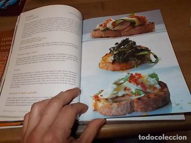Libros de segunda mano: JAMIE OLIVER. LA COCINA ITALIANA DE JAMIE. RBA LBROS. 2ª EDICIÓN 2008. EJEMPLAR BUSCADÍSIMO!!!!!. - Foto 10 - 155868678
