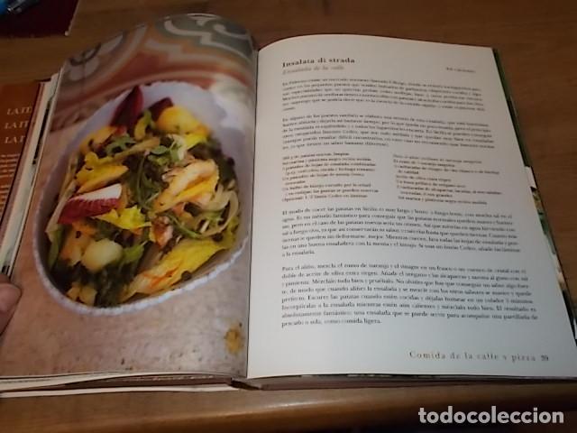 Libros de segunda mano: JAMIE OLIVER. LA COCINA ITALIANA DE JAMIE. RBA LBROS. 2ª EDICIÓN 2008. EJEMPLAR BUSCADÍSIMO!!!!!. - Foto 13 - 155868678