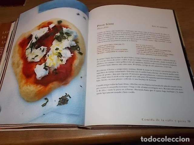 Libros de segunda mano: JAMIE OLIVER. LA COCINA ITALIANA DE JAMIE. RBA LBROS. 2ª EDICIÓN 2008. EJEMPLAR BUSCADÍSIMO!!!!!. - Foto 14 - 155868678