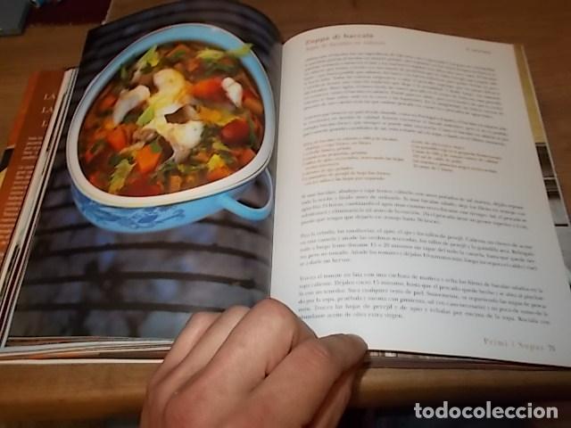 Libros de segunda mano: JAMIE OLIVER. LA COCINA ITALIANA DE JAMIE. RBA LBROS. 2ª EDICIÓN 2008. EJEMPLAR BUSCADÍSIMO!!!!!. - Foto 16 - 155868678