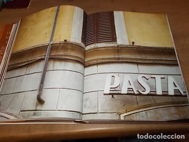 Libros de segunda mano: JAMIE OLIVER. LA COCINA ITALIANA DE JAMIE. RBA LBROS. 2ª EDICIÓN 2008. EJEMPLAR BUSCADÍSIMO!!!!!. - Foto 17 - 155868678