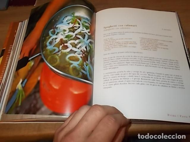 Libros de segunda mano: JAMIE OLIVER. LA COCINA ITALIANA DE JAMIE. RBA LBROS. 2ª EDICIÓN 2008. EJEMPLAR BUSCADÍSIMO!!!!!. - Foto 18 - 155868678