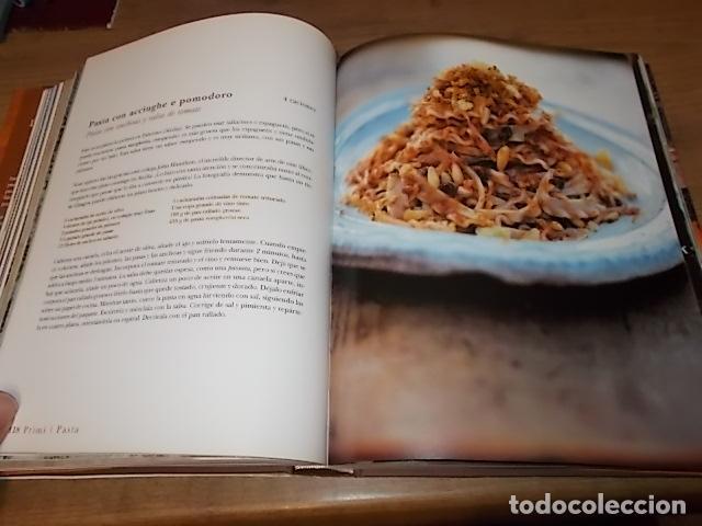Libros de segunda mano: JAMIE OLIVER. LA COCINA ITALIANA DE JAMIE. RBA LBROS. 2ª EDICIÓN 2008. EJEMPLAR BUSCADÍSIMO!!!!!. - Foto 21 - 155868678