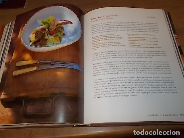 Libros de segunda mano: JAMIE OLIVER. LA COCINA ITALIANA DE JAMIE. RBA LBROS. 2ª EDICIÓN 2008. EJEMPLAR BUSCADÍSIMO!!!!!. - Foto 25 - 155868678