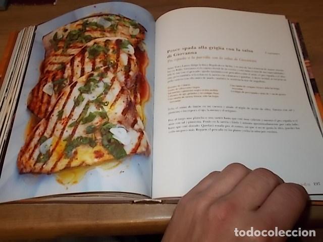 Libros de segunda mano: JAMIE OLIVER. LA COCINA ITALIANA DE JAMIE. RBA LBROS. 2ª EDICIÓN 2008. EJEMPLAR BUSCADÍSIMO!!!!!. - Foto 28 - 155868678