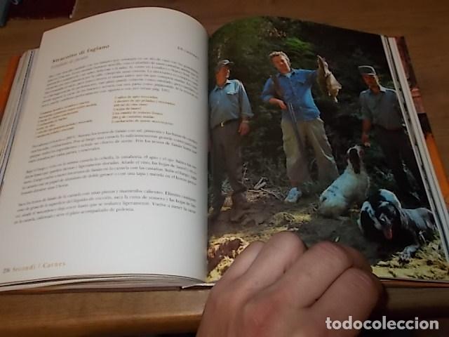 Libros de segunda mano: JAMIE OLIVER. LA COCINA ITALIANA DE JAMIE. RBA LBROS. 2ª EDICIÓN 2008. EJEMPLAR BUSCADÍSIMO!!!!!. - Foto 31 - 155868678