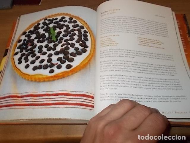Libros de segunda mano: JAMIE OLIVER. LA COCINA ITALIANA DE JAMIE. RBA LBROS. 2ª EDICIÓN 2008. EJEMPLAR BUSCADÍSIMO!!!!!. - Foto 35 - 155868678