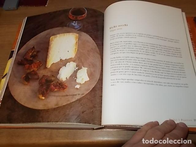 Libros de segunda mano: JAMIE OLIVER. LA COCINA ITALIANA DE JAMIE. RBA LBROS. 2ª EDICIÓN 2008. EJEMPLAR BUSCADÍSIMO!!!!!. - Foto 36 - 155868678