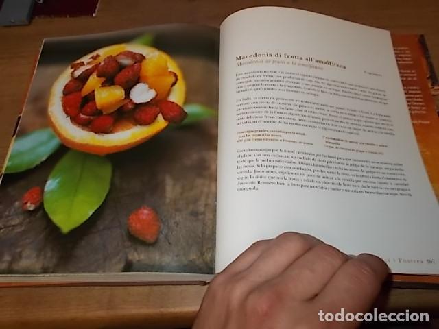 Libros de segunda mano: JAMIE OLIVER. LA COCINA ITALIANA DE JAMIE. RBA LBROS. 2ª EDICIÓN 2008. EJEMPLAR BUSCADÍSIMO!!!!!. - Foto 37 - 155868678
