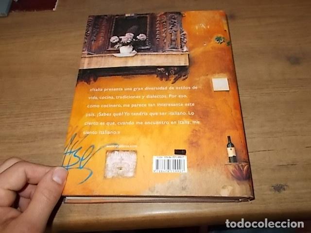 Libros de segunda mano: JAMIE OLIVER. LA COCINA ITALIANA DE JAMIE. RBA LBROS. 2ª EDICIÓN 2008. EJEMPLAR BUSCADÍSIMO!!!!!. - Foto 39 - 155868678