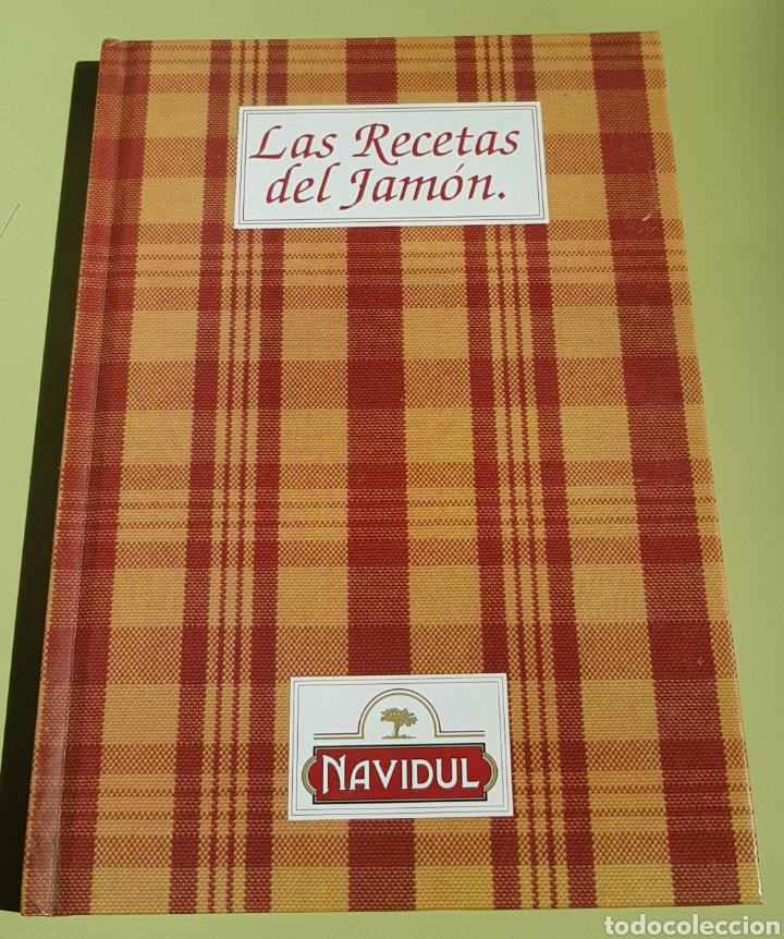 NAVIDUL - LAS RECETAS DEL JAMON - TDK16 (Libros de Segunda Mano - Cocina y Gastronomía)
