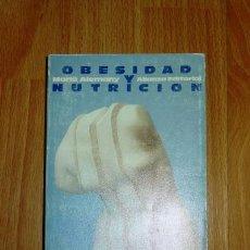 Libros de segunda mano: ALEMANY, MARIÀ. OBESIDAD Y NUTRICIÓN (EL LIBRO DE BOLSILLO ; 1582. LIBROS ÚTILES). Lote 156988062