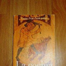Libros de segunda mano: SAN VALENTÍN, LUIS. LA COCINA CASTELLANO-LEONESA (EL LIBRO DE BOLSILLO ; 1773. LIBROS ÚTILES). Lote 156990194