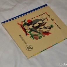 Libros de segunda mano: VINTAGE Y ANTIGUO - RECETARIO UN NUEVO ARTE DE COMER - WESTINHOUSE - ED VASCA S.A. - ENVÍO 24H. Lote 157456882