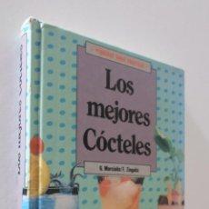 Libros de segunda mano: LOS MEJORES CÓCTELES - ZINGALES, FRANCO. Lote 157671958