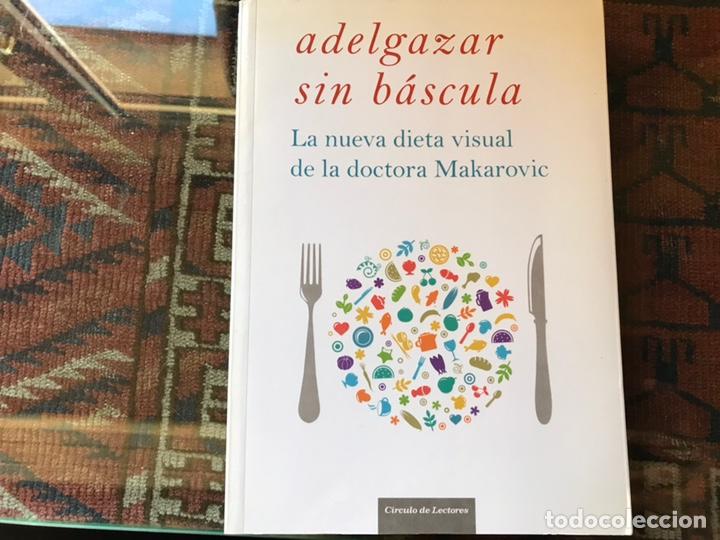 Dieta de la bascula libro