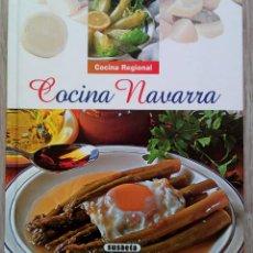 Libros de segunda mano: COCINA NAVARRA. SUSAETA. COCINA REGIONAL.. Lote 158513870