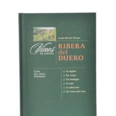 Libros de segunda mano - RIBERA DEL DUERO (VINOS DE ESPAÑA) - BARBA, Lluís Manel - 158628552