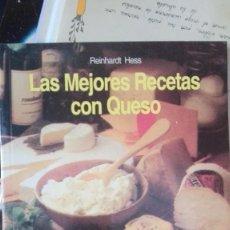 Libros de segunda mano: LAS MEJORES RECETAS CON QUESO EL VENTERO. Lote 159733022