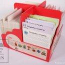 Libros de segunda mano: COLECCIÓN DE MÁS DE 1000 FICHAS RECETAS DE COCINA - CLUB INTERNACIONAL DEL LIBRO. SAPE, 1981 - #LRV. Lote 160346958