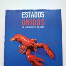 Libros de segunda mano: LIBRO GRAN TAMAÑO ESTADOS UNIDOS COCINA KONEMANN. Lote 160941225