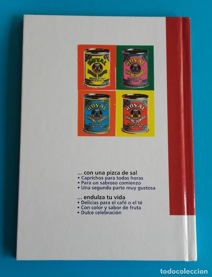 Libros de segunda mano: COCINA CON TU TOQUE ESPECIAL. 75 APETITOSAS RECETAS CON LEVADURA ROYAL. 2007. - Foto 2 - 161263618