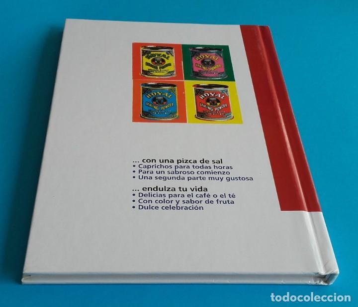 Libros de segunda mano: COCINA CON TU TOQUE ESPECIAL. 75 APETITOSAS RECETAS CON LEVADURA ROYAL. 2007. - Foto 3 - 161263618