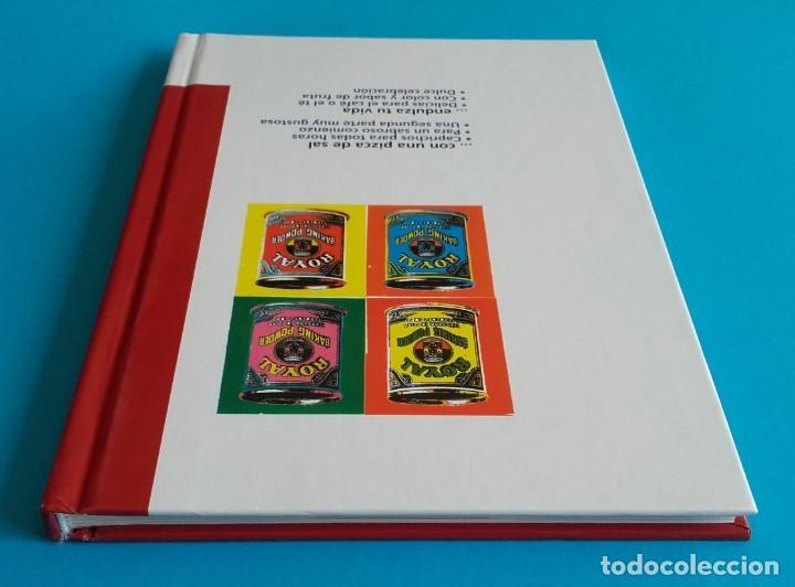 Libros de segunda mano: COCINA CON TU TOQUE ESPECIAL. 75 APETITOSAS RECETAS CON LEVADURA ROYAL. 2007. - Foto 5 - 161263618