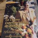 Libros de segunda mano: BAEZA, LA COCINA EXPERIMENTADA DE ROSARIO.EDITORIAL EL OLIVO.2004. Lote 161325442