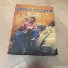 Second hand books - Jaime Oliver, La cocina italiana de Jaime,Rba - 161695933