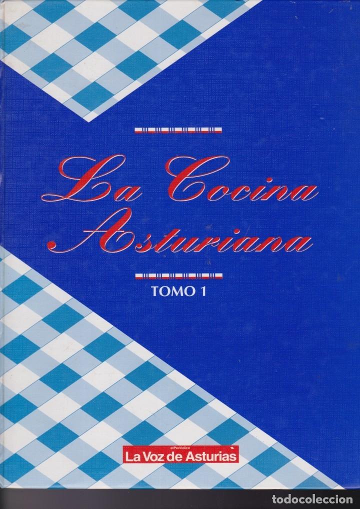 LA COCINA ASTURIANA. 2 TOMOS (Libros de Segunda Mano - Cocina y Gastronomía)