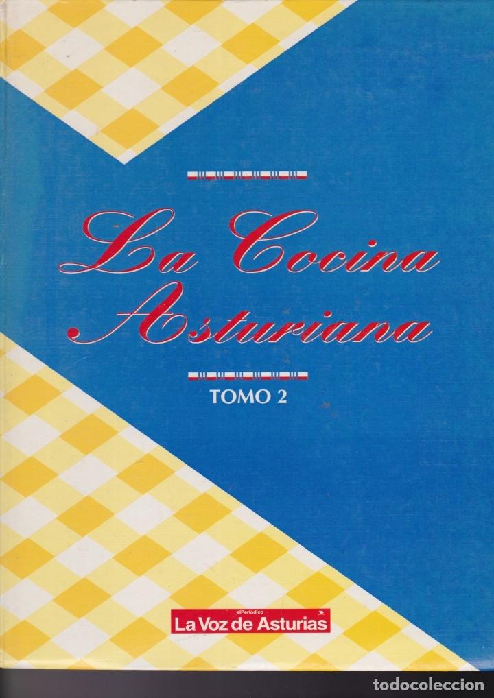 Libros de segunda mano: LA COCINA ASTURIANA. 2 tomos - Foto 2 - 162800858