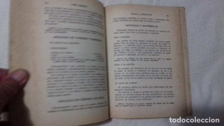 Libros de segunda mano: Tapas y aperitivos. Jose Sarrun - Foto 2 - 163492430