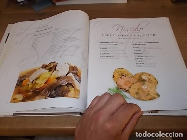 Libros de segunda mano: COCINANDO CON SETAS EN MALLORCA .TOMO II. ANTONI PINYA. DIARIO DE MALLORCA. 1ª EDICIÓN 2008. - Foto 18 - 164120614