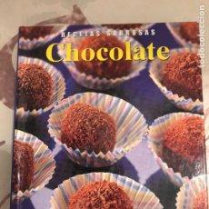 Gebrauchte Bücher - Recetas sabrosas con Chocolate - 164657836