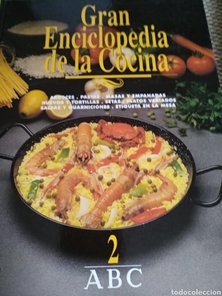 Libros de segunda mano: Gran enciclopedia de la cocina. ABC, 1994 - Foto 3 - 164745481