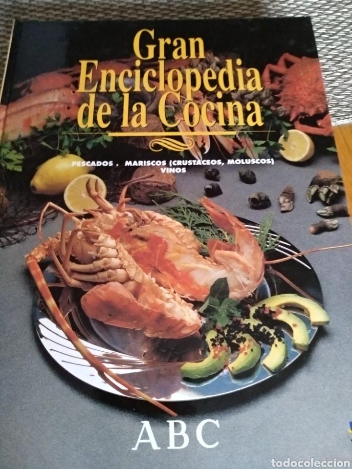 Libros de segunda mano: Gran enciclopedia de la cocina. ABC, 1994 - Foto 4 - 164745481
