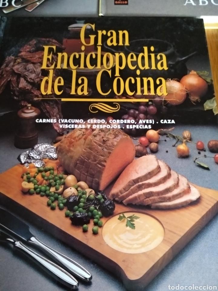 Libros de segunda mano: Gran enciclopedia de la cocina. ABC, 1994 - Foto 5 - 164745481