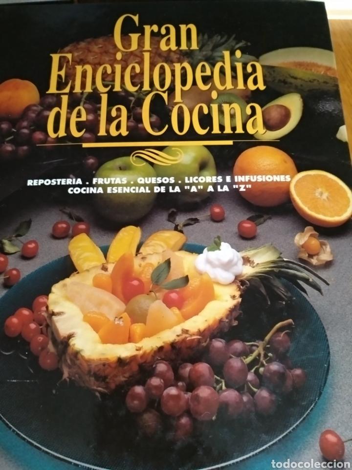 Libros de segunda mano: Gran enciclopedia de la cocina. ABC, 1994 - Foto 6 - 164745481