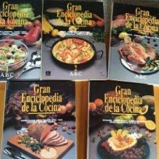 Libros de segunda mano: GRAN ENCICLOPEDIA DE LA COCINA. ABC, 1994. Lote 164745481