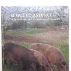 Libros de segunda mano: EL GOCHU ASTURCELTA. DE LA TRADICIÓN RURAL A LA COCINA CONTEMPORÁNEA - ED. TREA - 2012. Lote 164982930